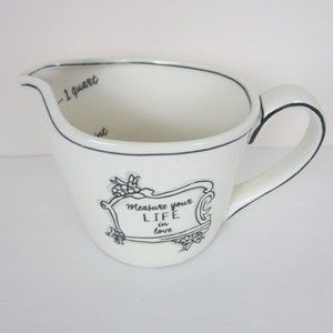 Katie Mandy Measure Your Life in Love Measure Cup